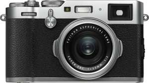 Fujifilm X100F in Silber günstig bei Amazon-IT