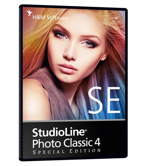 StudioLine Photo Classic 4 Special Edition gratis