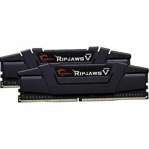 G.SKill Ripjaws V 16GB Black DDR4-3200 (F4-3200C16D-16GVKB)