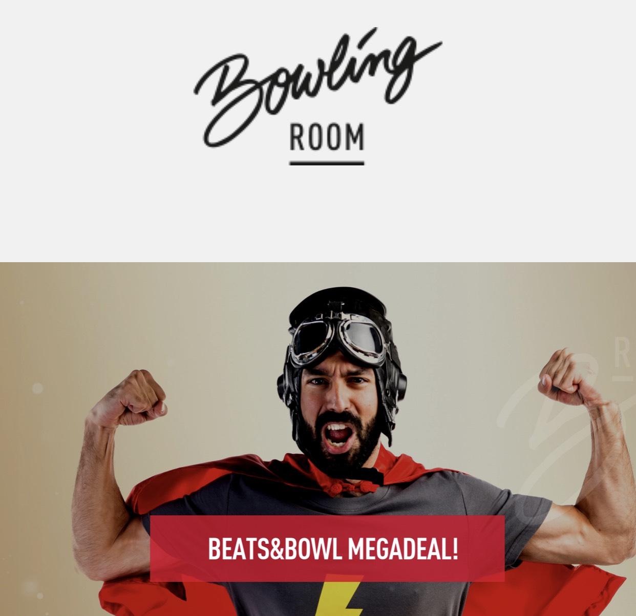 [LOKAL MAINZ] 2h kostenlos Bowlen im BowlingRoom