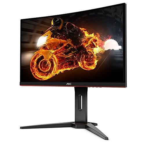 "[Amazon] AOC C24G1 24"" Curved Monitor, 144hz, VA-Panel, Full-HD"