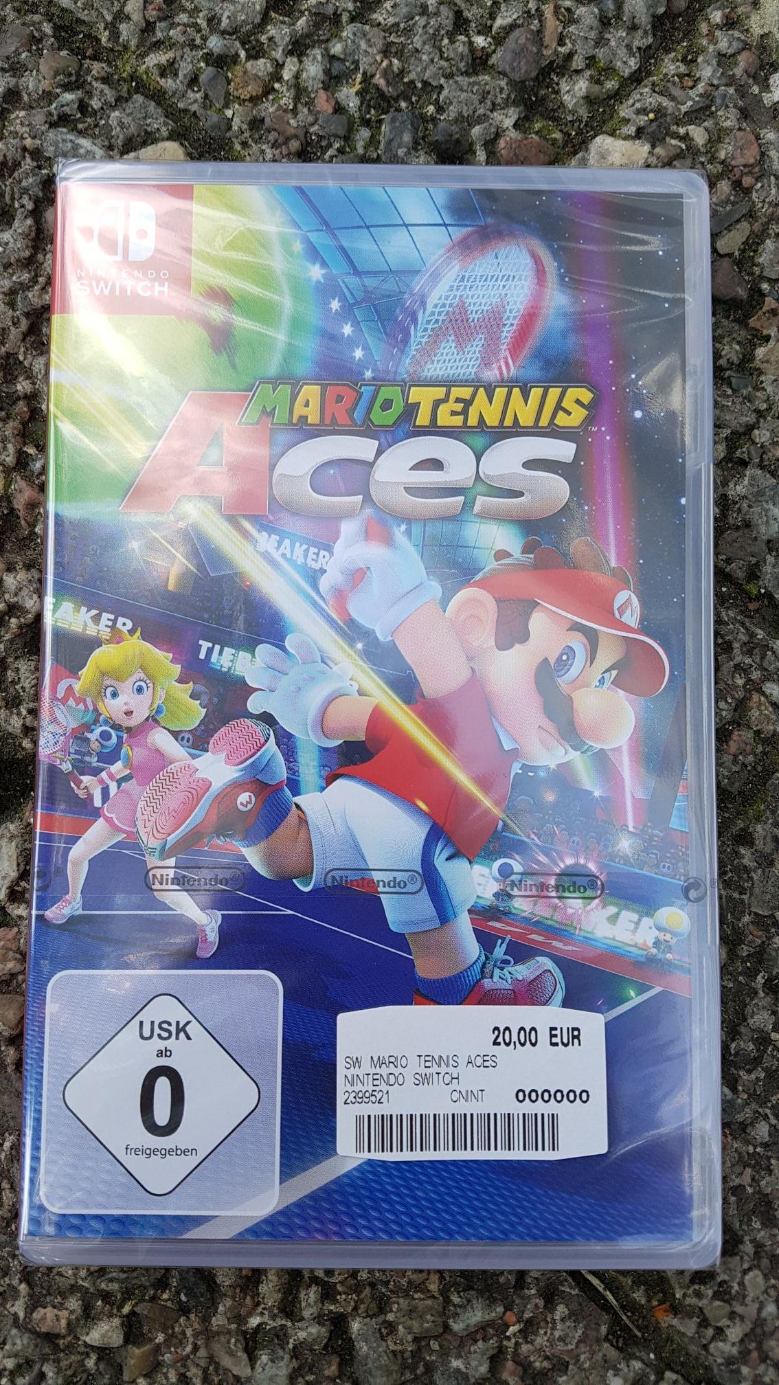 [Lokal] Mario Tennis Aces - Nintendo Switch