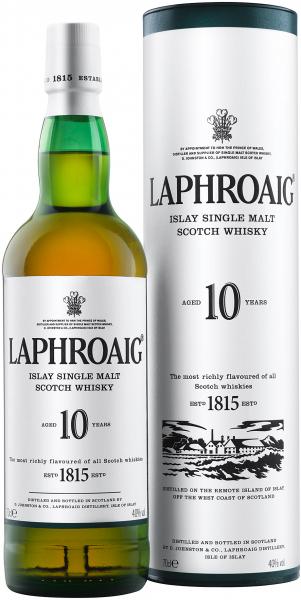 [Globus Chemnitz lokal] Whisky Laphroig 10