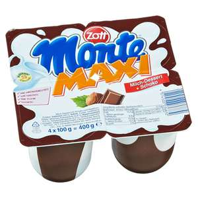Zott Monte Maxi 400g für nur 0,99€