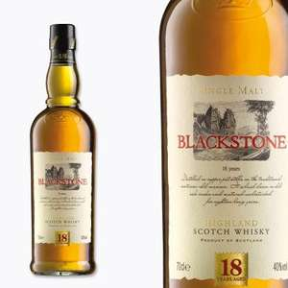 [Aldi Nord] Blackstone 18jähriger Single Malt für 19,99€ (ab 06.12.)