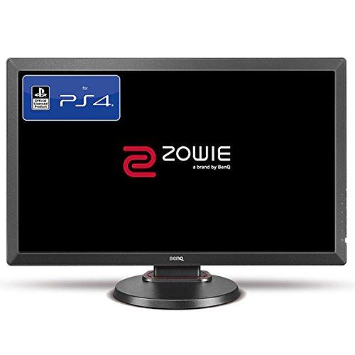 """BenQ 24""""-Gaming-Monitor """"ZOWIE RL2460"""" (FHD, TN, Off. lizenziert für PS4/PS4 Pro, Head-to-Head Setup, Höhenverstellung, 75Hz, 1ms) [Amazon]"""