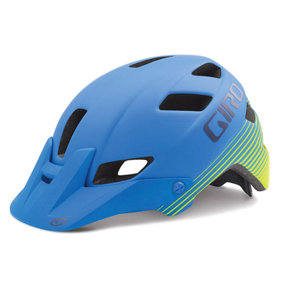 Fahrradhelm Giro Feature - Blue (L) + Modell Junior (3 farben)