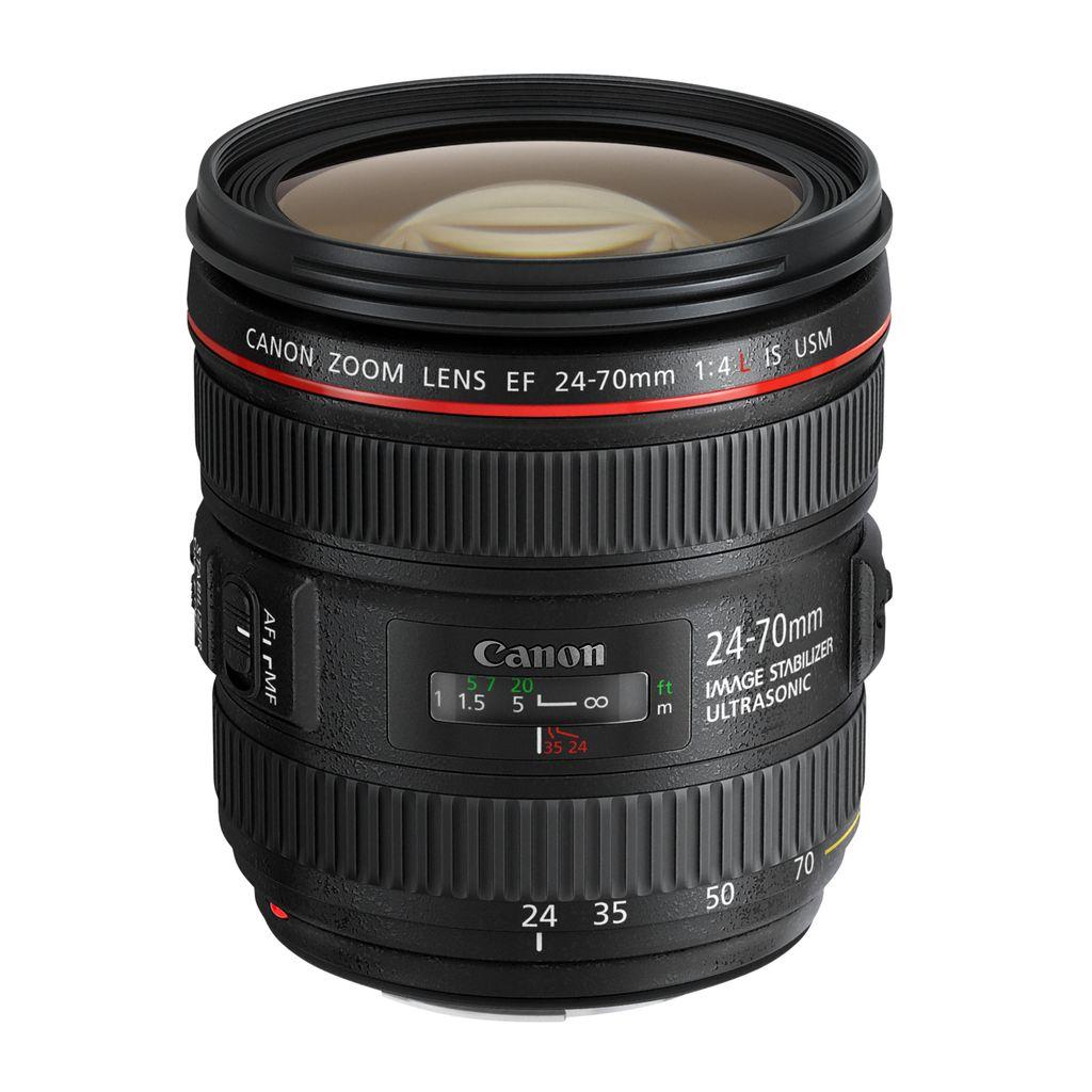 [Photo Woehrstein] Canon EF 24-70mm f4 L IS USM durch 170 Cashback für 565 Euro (Wetterfest, Makro-Modus, Bildstabilisator, Metallbajonett)