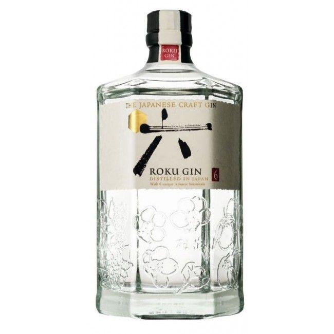 Roku Japanese Craft Gin 0,7l 43% diesmal bundesweit
