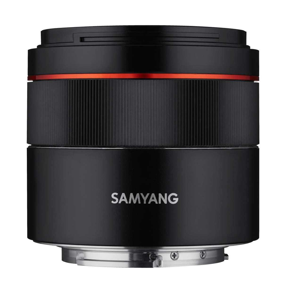 Samyang AF 45mm F1.8 Sony FE für 343.2 bei Foto Walser über Amazon und Real