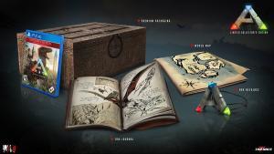 ARK: Survival Evolved - Limited Collector's Edition (PS4) für 49€ versandkostenfrei (Saturn)