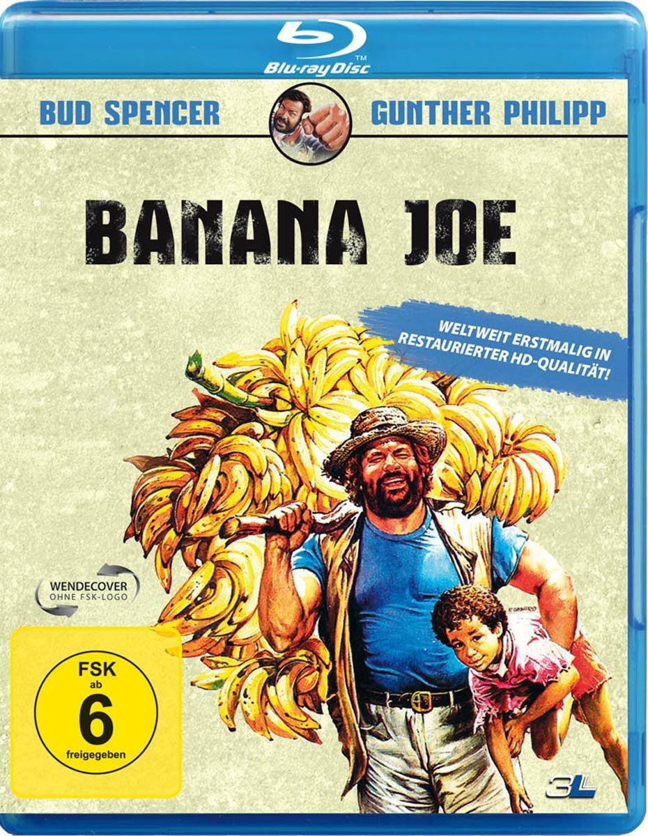 Banana Joe (Blu-ray) für 3€ (bei Marktabholung Saturn)
