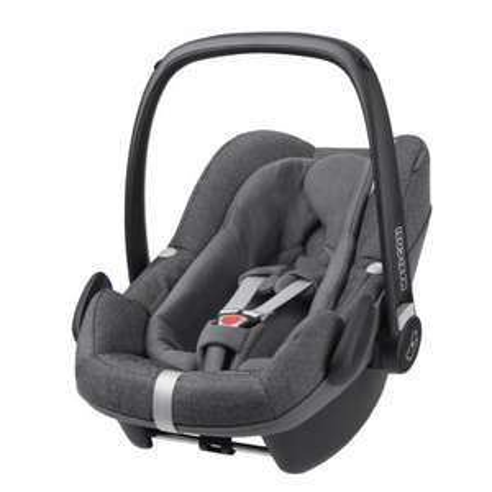 [babymarkt.de] Maxi Cosi Babyschale Pebble Plus Sparkling Grey