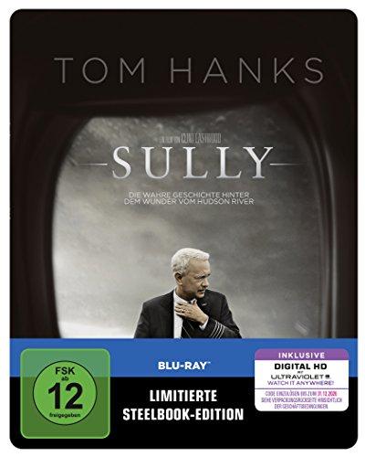 Sully Limited Steelbook Edition (Blu-ray + UV Copy) für 7,52€ (Amazon Prime)