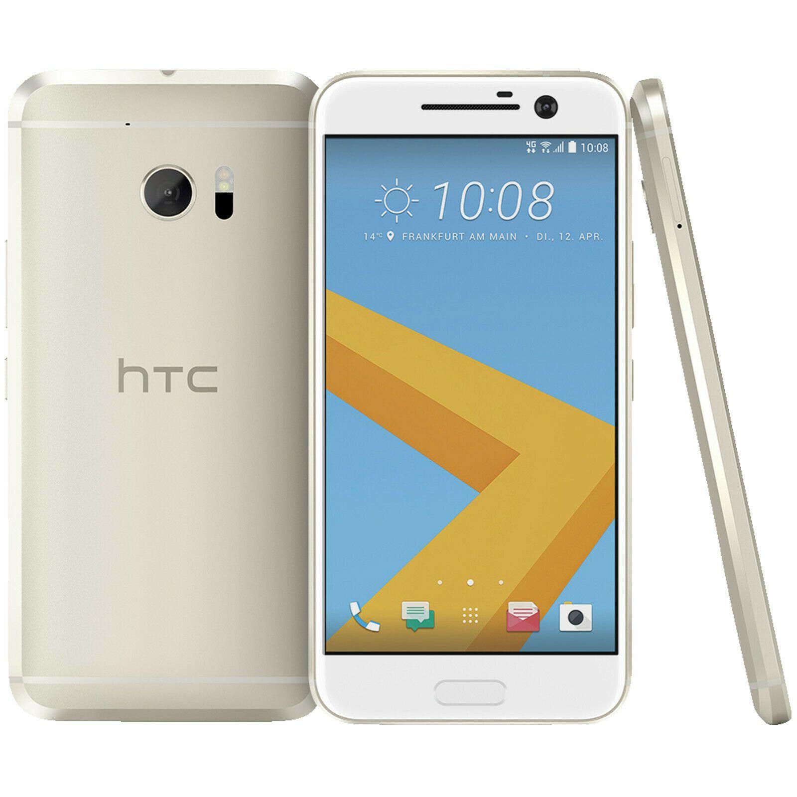 Saturn über eBay HTC 10 Gold 32GB Smartphone mit Code MEHRSPAREN10 für 149€