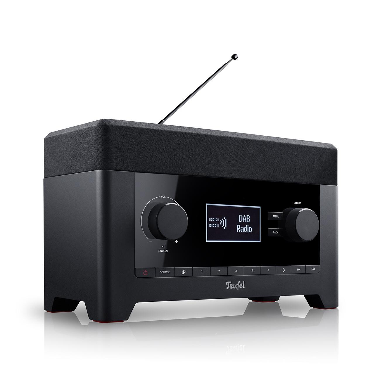 Teufel 3 sixty Digitalradio 225,98 Euro incl. Versand