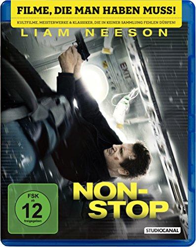 Non-Stop (Blu-ray) für 4€ (Amazon Prime & Saturn)