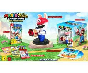 Mario + Rabbids: Kingdom BattleCollector's Edition (Switch) [Saturn]