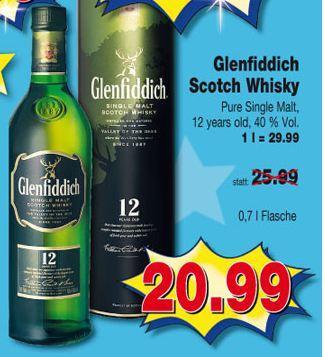 [Offline] Kaufpark - Glenfiddich 12 years Highland Single Malt Scotch 20.99