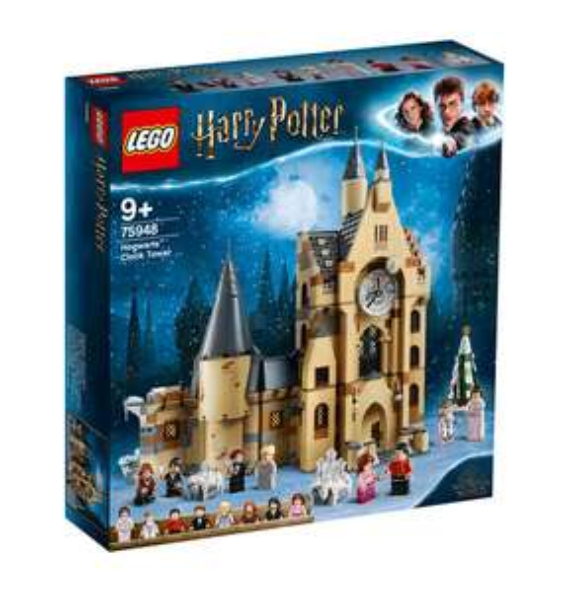 Galeria Kaufhof: LEGO Harry Potter 75948 Hogwarts™ Uhrenturm im Sonntagsangebot