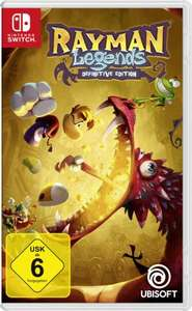 Sammeldeal mit z.B Rayman LegendsDefinitive Edition & L.A. NoireSwitch & (Switch) 14,99€,PES 2019 (Xbox One) 9,99€ uvm [Lokal Villingen]