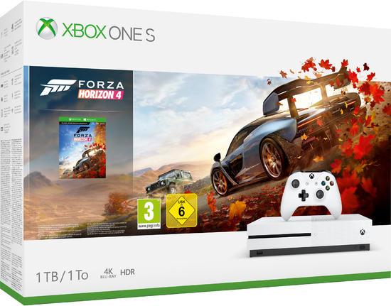 diverse XBOX One S Bundles für 199,99 EUR - Gamestop
