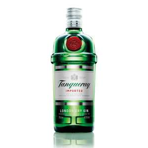 Tanqueray Imported London Dry Gin (47,3 % vol, 0,7 l)