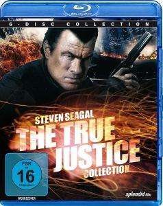 Steven Seagal - The True Justice Collection (6 DISCS) ohne VSK für 25,98 € @BUECHER.DE