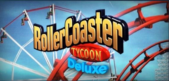 RollerCoaster Tycoon: Deluxe (Steam) für 1,54€