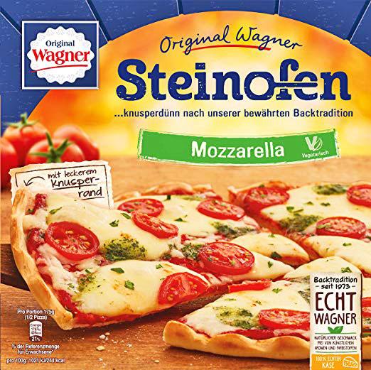 Wagner Steinofen Pizza und Flammkuchen zum Bestpreis für nur 1,27€ bei ( Metro )
