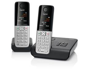 SIEMENS GIGASET C300A DUO Festnetztelefon mit AB für 53,99 statt 74,90