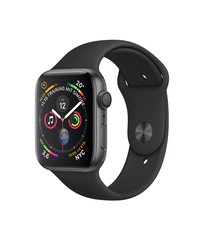 Apple Watch Series 4 GPS, 44mm - Space Grau, Gold, Silber - eBay Plus