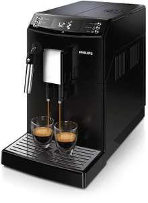 [Amazon.it] Philips EP3510/00 Kaffeevollautomat, Milchschaumdüse, AquaClean, schwarz [Energieklasse A]