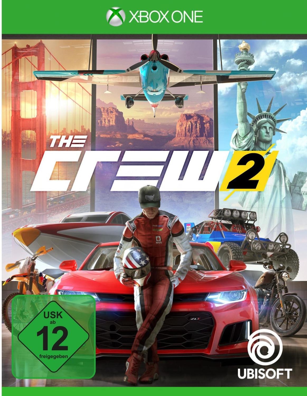 The Crew 2 (Xbox One & PS4) für je 19,99€ & Deluxe Edition (PS4) für 16,99€ (Müller & GameStop)