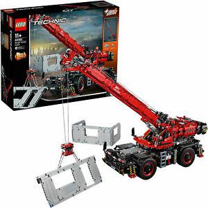 LEGO Technic - 2 in 1 Geländegängiger Kranwagen (42082)