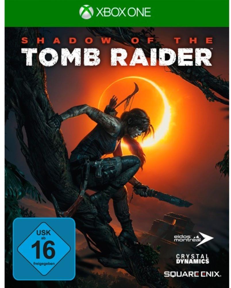 Shadow of the Tomb Raider (Xbox One) für 15€  versandkostenfrei (Saturn)