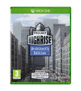 Project Highrise: Architects Edition (Xbox One & Switch & PS4) für je 13,74€ (Amazon IT)