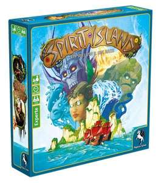 [bol.de] Brettspiel: Spirit Island BGG 8,4 Rang 15