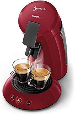 Senseo Original hd6553/80freistehend halbautomatisch Maschine [Amazon]