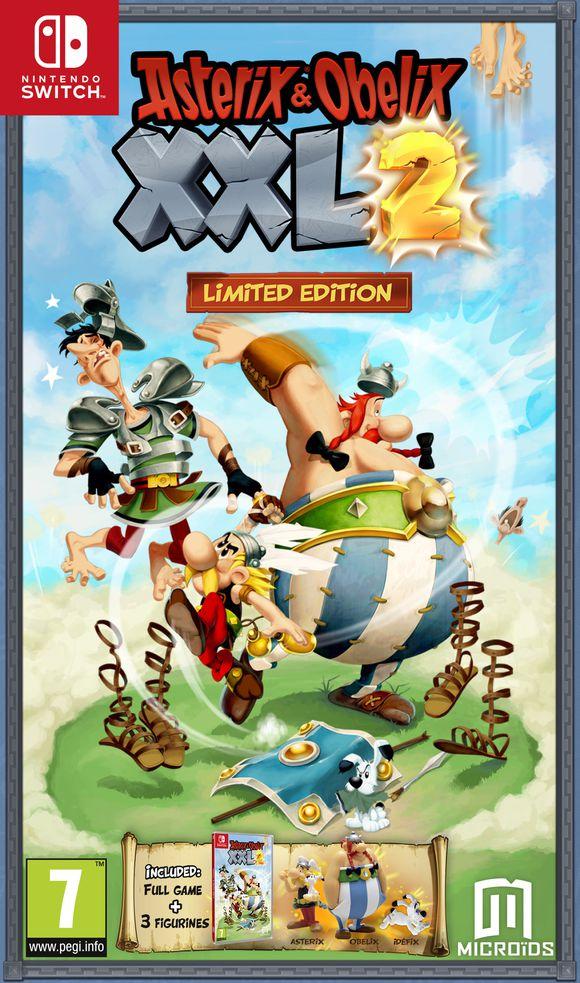Asterix & Obelix XXL 2 Limited Edition (Switch) für 26,98€ (Base.com)