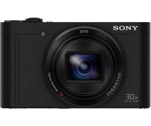 SONY Cyber-shot DSC-WX 500 B Zeiss Digitalkamera Schwarz, 18.2 Megapixel, 30x opt. Zoom, Xtra-Fine-LCD, WLAN [Mediamarkt eBay]