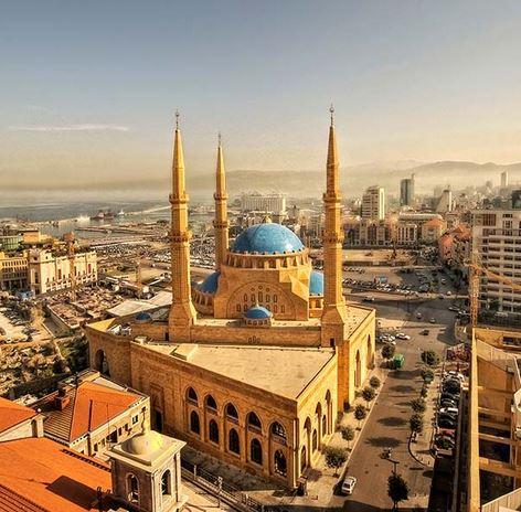 Flüge: Libanon [Nov. - März] Hin und Zurück von Düsseldorf, Stuttgart und Hannover nach Beirut ab nur 134€ inkl. Gepäck