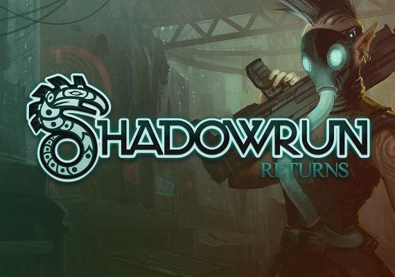 Shadowrun Returns (Steam-Key, multilingualer Text) für 9 Cent