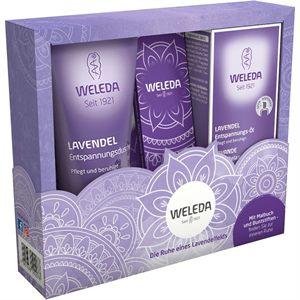 Geschenkset Lavendel von Weleda Bio-Kosmetik
