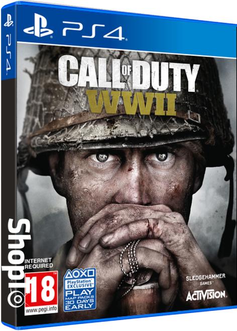 Call of Duty: WWII (PS4 & Xbox One) für 14,39€ inkl. Versand (Shopto)