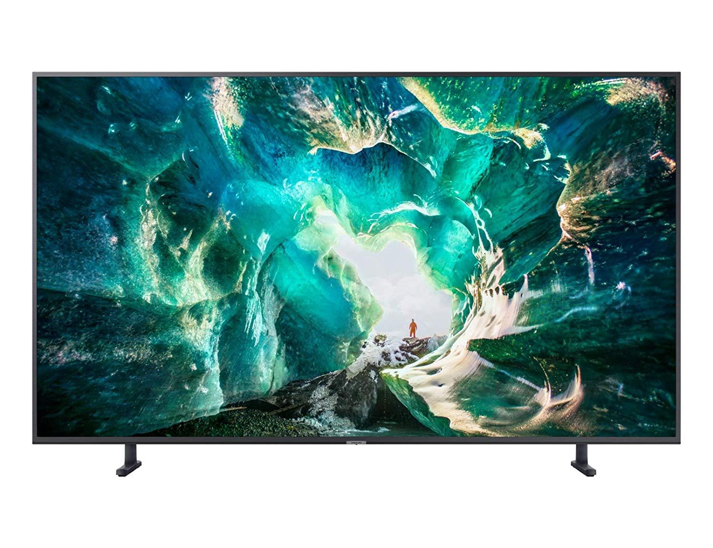 Samsung RU8009 123 cm (49 Zoll) LED Fernseher (Ultra HD, HDR, Triple Tuner, Smart TV) [2019] [Energieklasse A]
