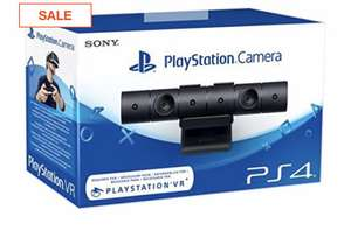 Sony Playstation Kamera gebraucht (2016) [PS4]