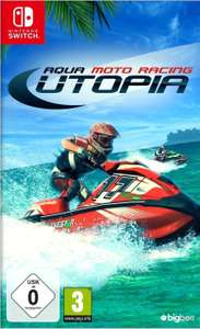 Aqua Moto Racing Utopia (Switch) für 15€ versandkostenfrei (Saturn)