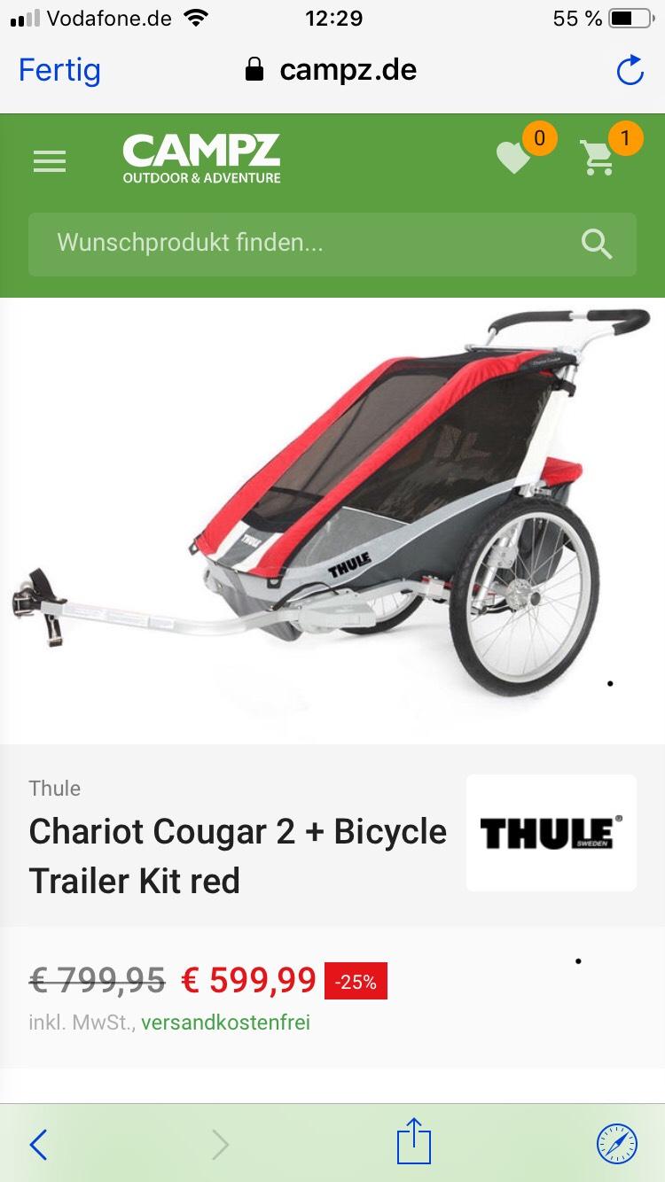Thule Cougar 2