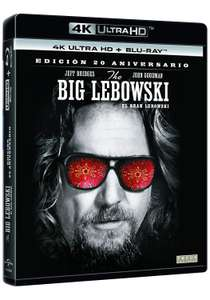 The Big Lebowski + The Equalizer (4K Ultra HD Blu-ray) für 27,78€ inkl. Versand (Amazon.es)